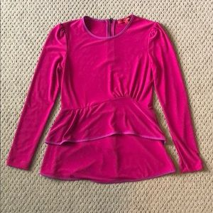Narciso Rodriguez for Design Nation XS top